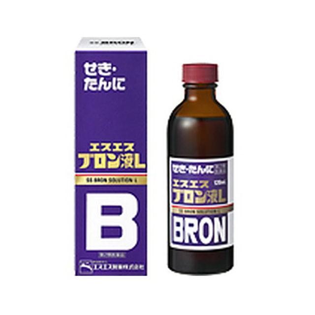 第2類医薬品 即納最大半額 大人気 エスエス製薬エスエスブロン液L 120ML