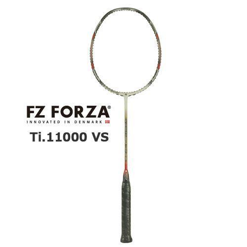 FZ FORZA Ti.11000 VS 96ホール FZ フォーザ バドミントンラケット【オススメガット&ガット張り工賃無料】