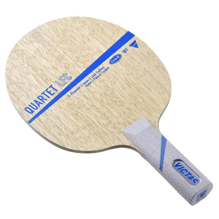 VICTAS 028505 卓球 ラケット カルテット LFC ST ビクタス18SS【取り寄せ】