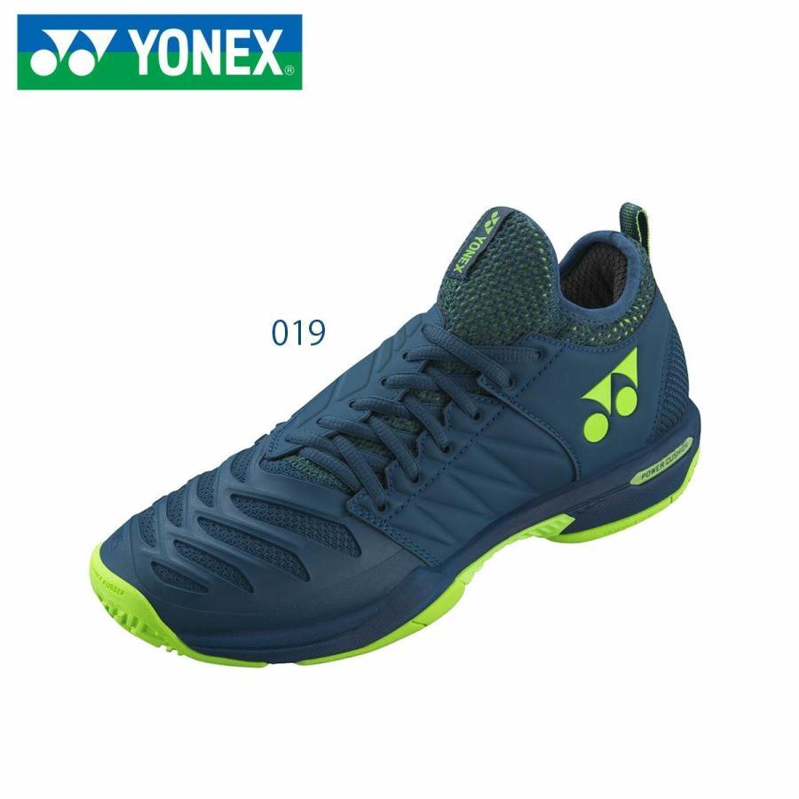 YONEX SHTF3MAC パワークッションフュージョンレブ3MAC テニスシューズ(メンズ・ユニ) ヨネックス 2018FW【取り寄せ】
