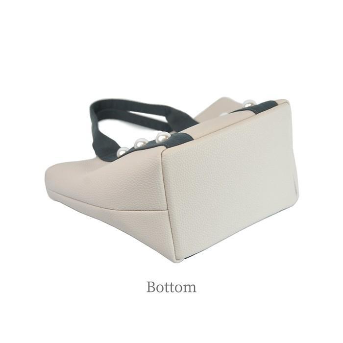 パールシンプルハンドバッグ S ギフトラッピング無料  tottie トッティ Sサイズ 小さめ ミニ Bianca ビアンカ S|sunfield555|15