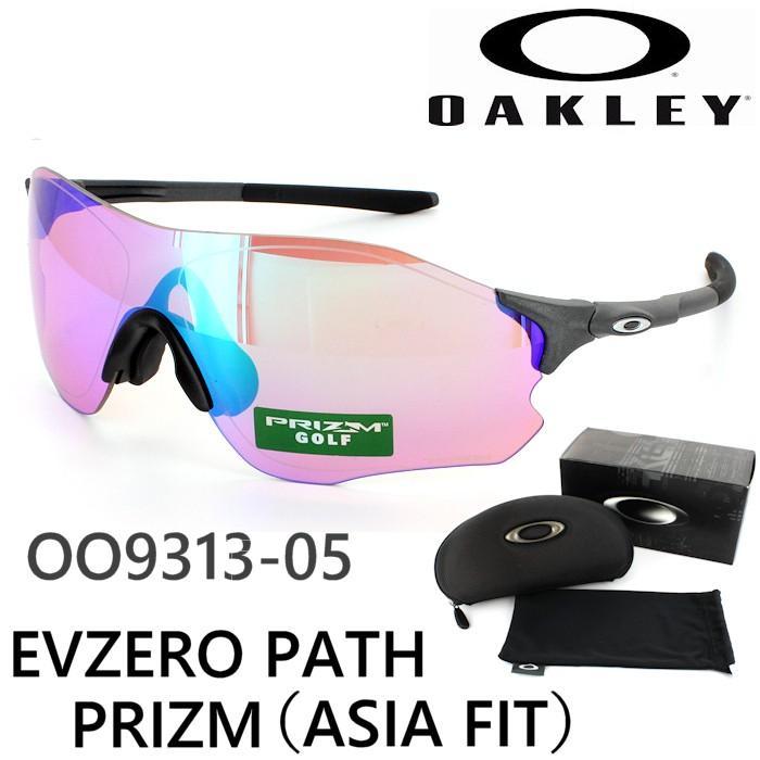 オークリー サングラス プリズム ゴルフ EVZERO PATH EVゼロパス OO9313-05 メンズ UVカット ポイント15倍