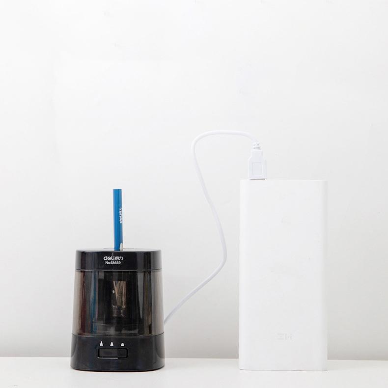 電動鉛筆削り えんぴつ削り 鉛筆削り 電動 自動停止機能 無駄削り防止機能 USB接続 乾電池利用可能 sunlife-h22 06