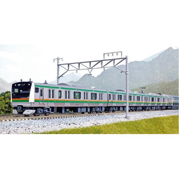 (鉄道模型)KATO:10-1270 E233系3000番台東海道線・上野東京ライン5輌付属セット