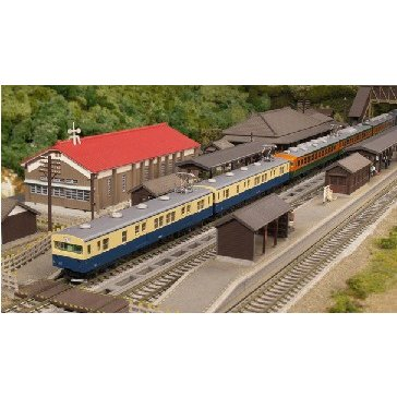(鉄道模型)KATO:10-1390 急行「アルプス」用事業用車3輌セット