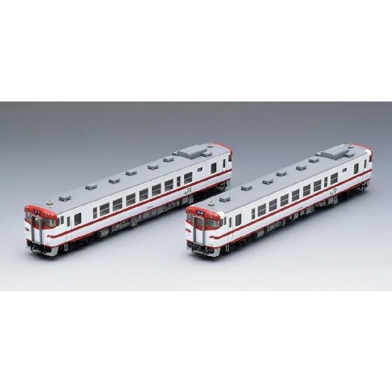 (鉄道模型)TOMIX:98048 キハ48 500形(盛岡色・赤鬼)セット(2輌)