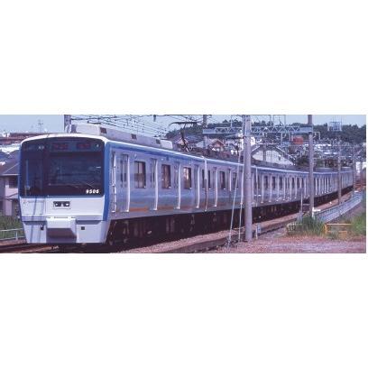 (鉄道模型)マイクロエース:A6247 相鉄9000系 新塗装シングルアームパンタ増結4輌セット (予約品)