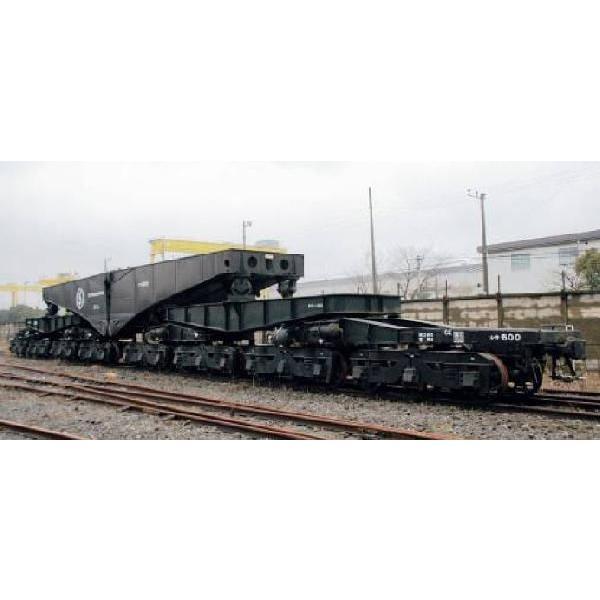 (鉄道模型)マイクロエース:A8570 シキ600+ヨ8000 3輌セット