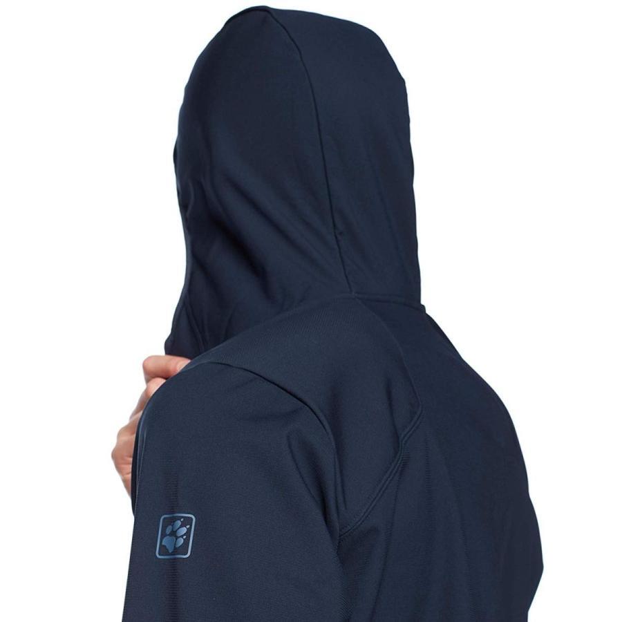 ジャックウルフスキン ダウンジャケット ノーザンポイント ナイトブルー EU S (日本サイズM相当)