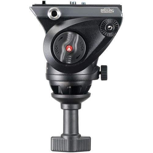 Manfrotto ビデオキット ツイン3段アルミ MSタイプ MVK500AM