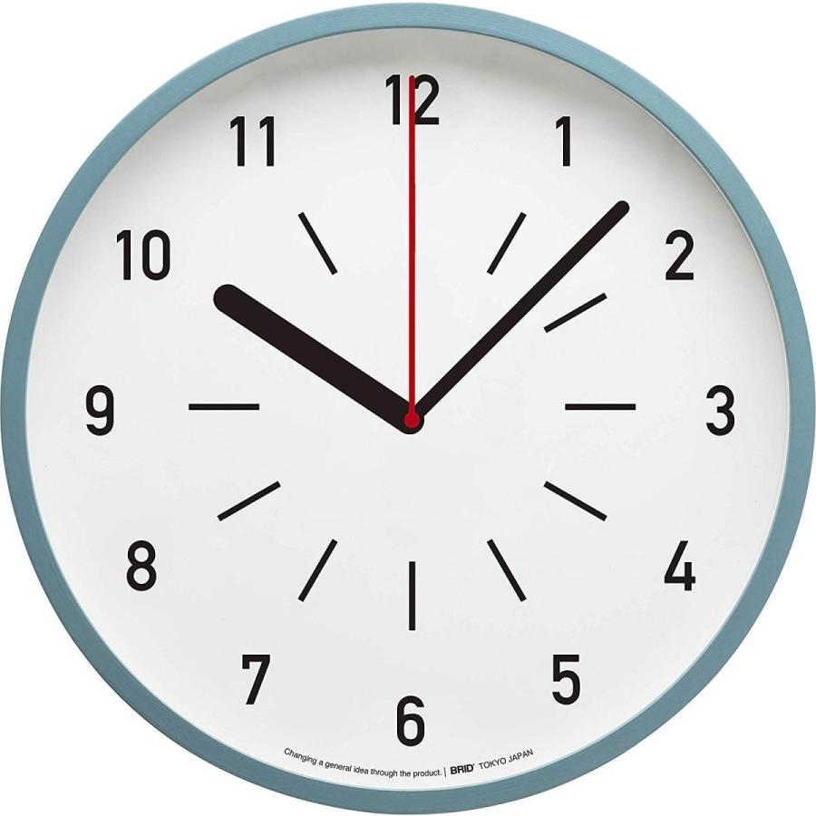 Olika CLOCK オリカ 掛け時計 φ31 cm(ノルディックブルー)003154