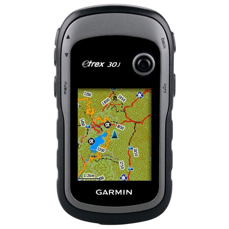 GARMIN(ガーミン) 登山用 ハンディ GPS eTrex 30J 日本正規品 97026