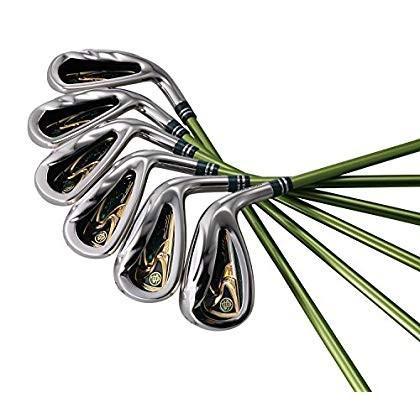 Roots Golf(ルーツゴルフ) ザ・ルーツSuiアイアン アイアン6本セット(#6~AW) Suiシャフト メンズ Sui-iron-