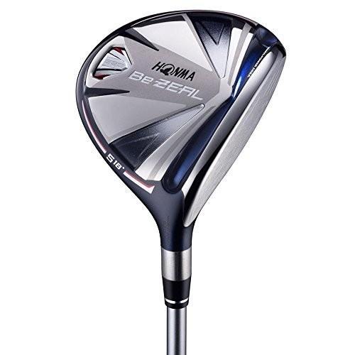 本間ゴルフ フェアウェイウッド Be ZEAL ビジール 535 フェアウェイウッド VIZARD for Be ZEAL シャフト カーボ