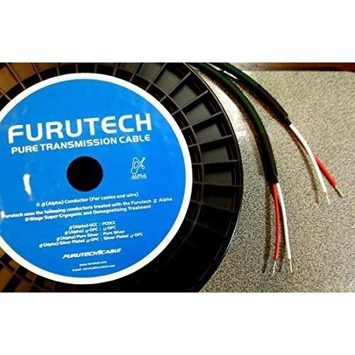 最初の  FURUTECH スピーカーケーブル (5.0m×2本) μ-2t(端末処理済みカスタム品) (5.0m×2本), ショップネフト:b4660b33 --- grafis.com.tr