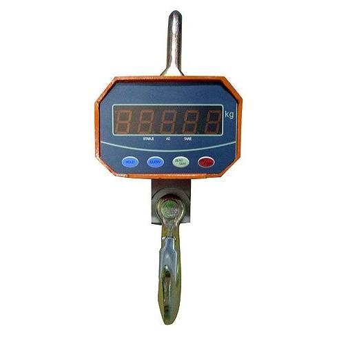 三方良し デジタルクレーンスケール 5ton(5000kg/2kg) 大型吊りはかり 246915-01