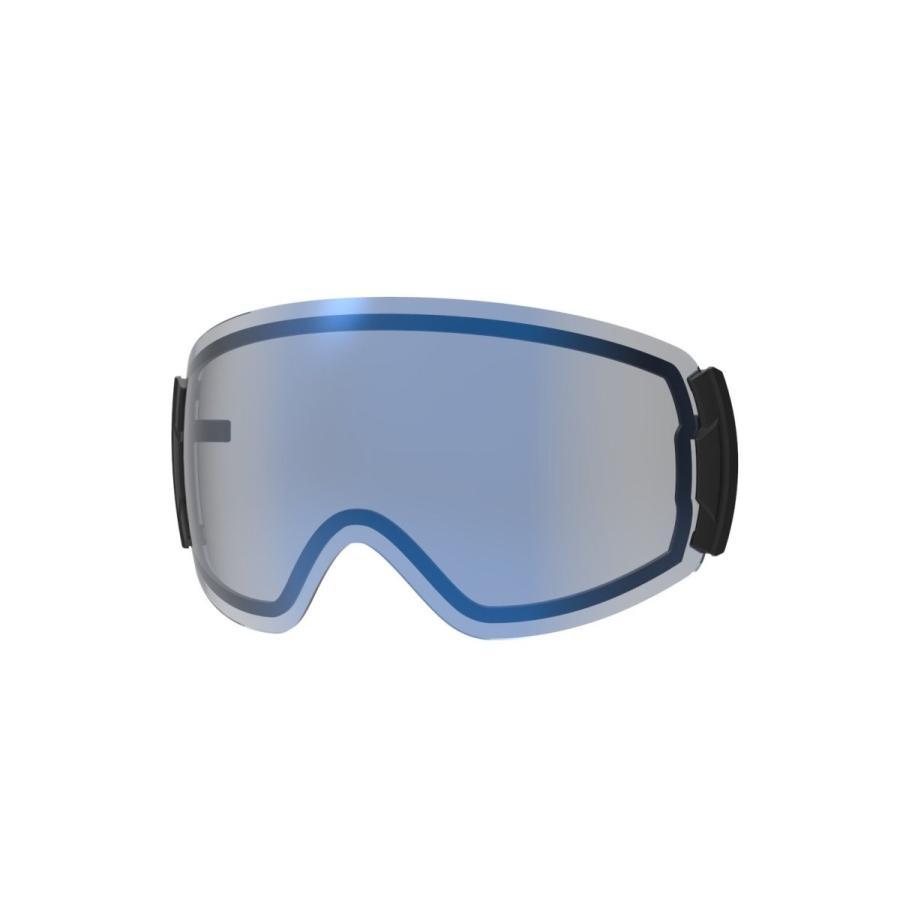 【国産ブランド】SWANS(スワンズ) スキー スノーボード ゴーグル スペアレンズ プレミアムアンチフォグ MITミラー 撥水 ロヴォ用 スキー