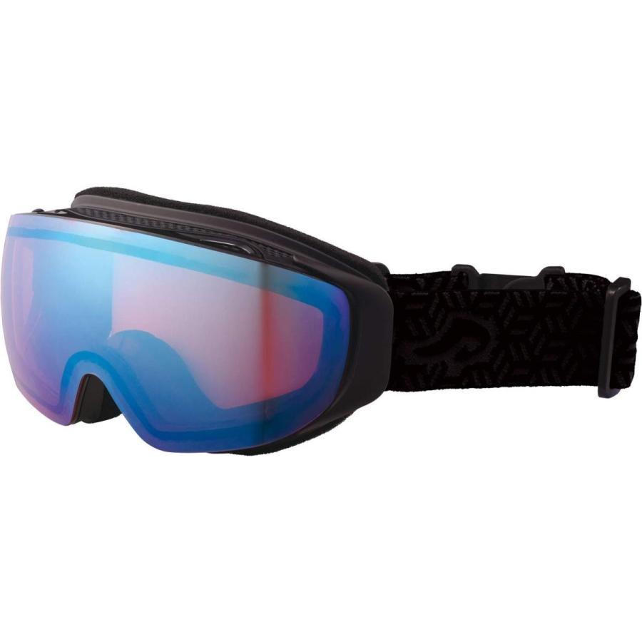 AXE(アックス) スキー メンズ ゴーグル 偏光レンズ・ヘルメット対応・メガネ対応・ノーズフィット・UVプロテクション ハイコントラストレンズ[R