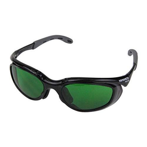 SK11 セフティ遮光ハードグラス 2眼タイプ SWG-12#3.0番