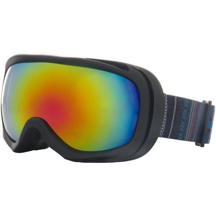 north coast(ノースコースト) ゴーグル スノーボード スキー メンズ レディース 【メガネ対応 ダブルレンズ 球面レンズ UVカット 曇