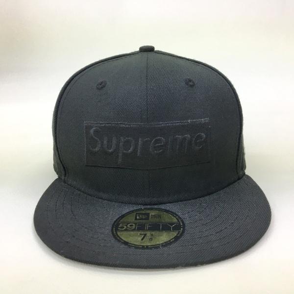 シュプリーム ニューエラ Tonal Box Logo New Era ボックスロゴ ベースボール キャップ サイズ7 3/8 58.7cm Supreme NewEra 帽子 DF0268■|sunstep|02