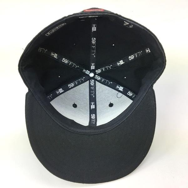 シュプリーム ニューエラ Tonal Box Logo New Era ボックスロゴ ベースボール キャップ サイズ7 3/8 58.7cm Supreme NewEra 帽子 DF0268■|sunstep|05