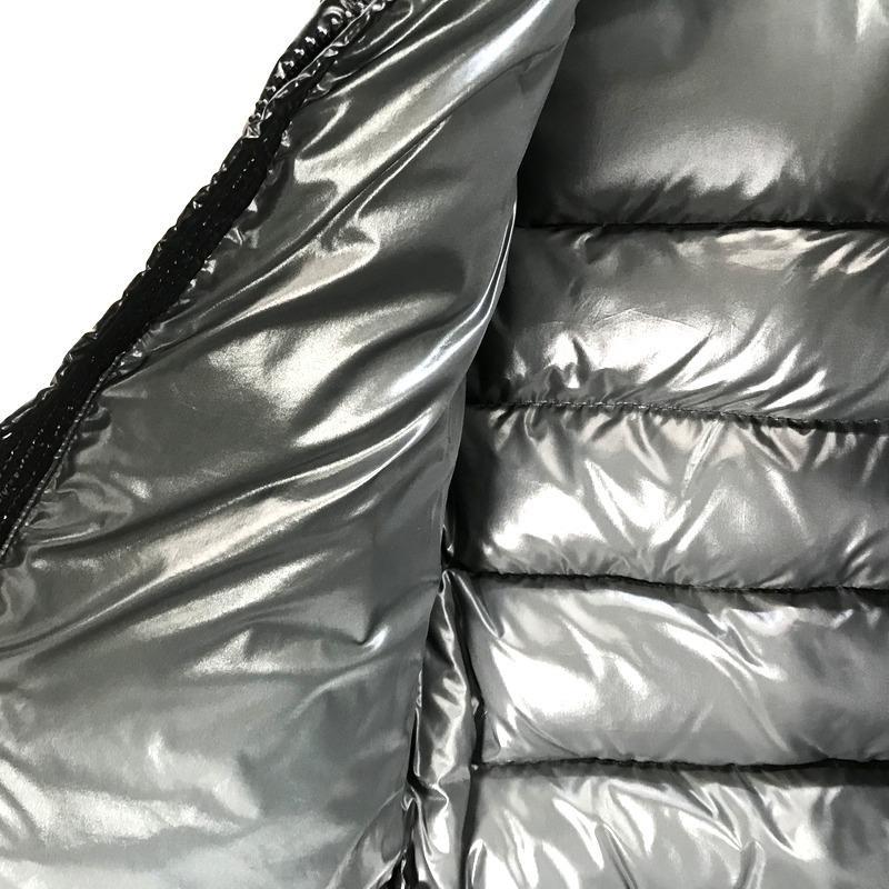 モンクレール MAYA GIUBBOTTO 020914036650 ダウンジャケット ブルゾン 防寒 サイズ1 Sサイズ相当 ブラック MONCLER アウター A5348◆◆|sunstep|05