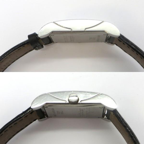 ブルガリ RT39S 腕時計 Rettangolo レッタンゴロ ブラックダイヤベゼル クォーツ アナログ  レディース   BVLGARI 時計 W5269☆|sunstep|09