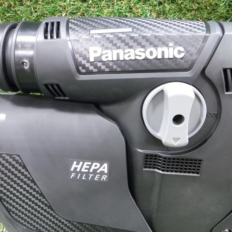 パナソニック 充電ハンマードリル 未使用 EZ7881PC2V-B 28.8V 集塵システム 3.4Ah フルセット ハンマドリル 黒 Panasonic ≡DT684|sunstep|03