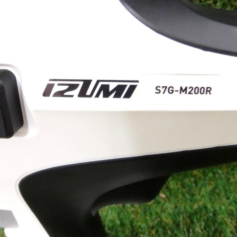 泉 充電油圧式多機能工具 S7G-M200R 未使用 電動 圧着機 ケーブル 全ネジ切断  バッテリー1個 イズミ IZUMI≡DT499|sunstep|04