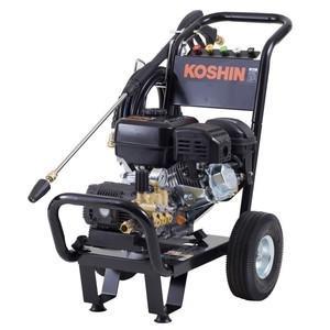 工進 高圧洗浄機 15mpa 車輪付タイプ JCE-1510UK