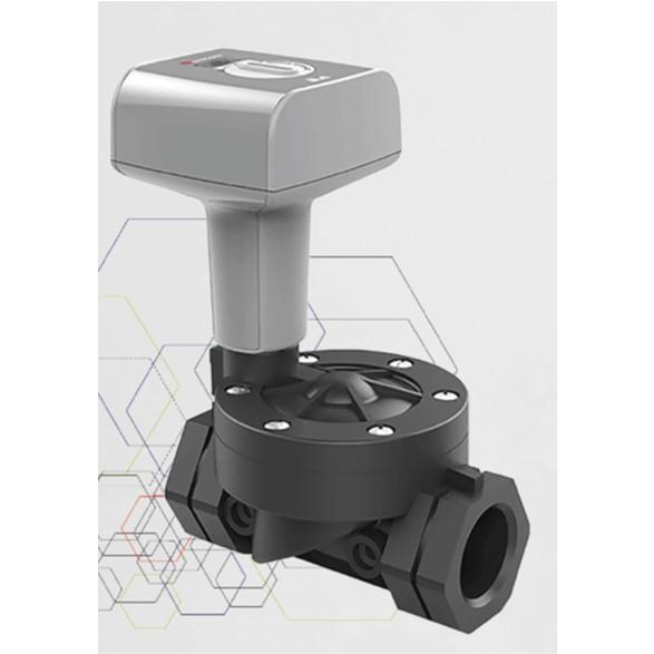 NEW Bluetooth搭載スプリンクラー灌水タイマーイーリー サンフレックスAQUA iiri-40(口径40mm)