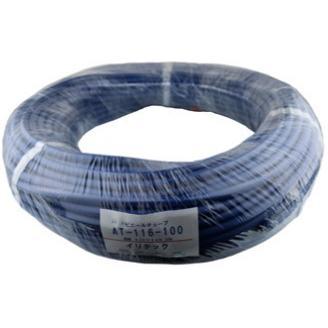 イリテック青チューブAT-116-100   6.5 × 11mm 100m