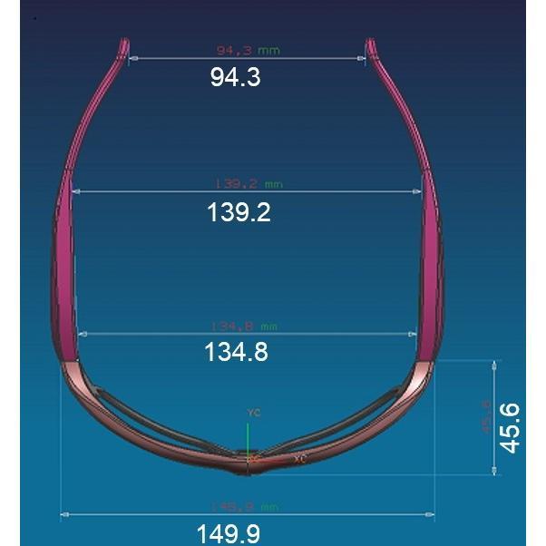 ミライモンスター・所さん大変ですよで話題!ビジョナップ・アスリート 動体視力トレーニング メガネ VA11-AF Visionup|sunward|11