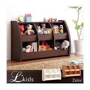ソフト素材キッズファニチャー・リビングカラーシリーズ L'kids エルキッズ おもちゃ箱 レギュラー