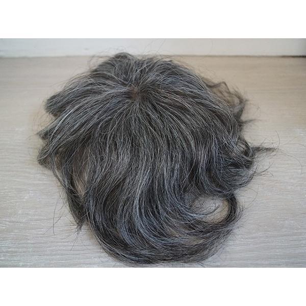 ふわりーせお 102 女性用トップピース 軽いウイッグ 自然仕上げ ハンドメイド|super-hair-seo|03