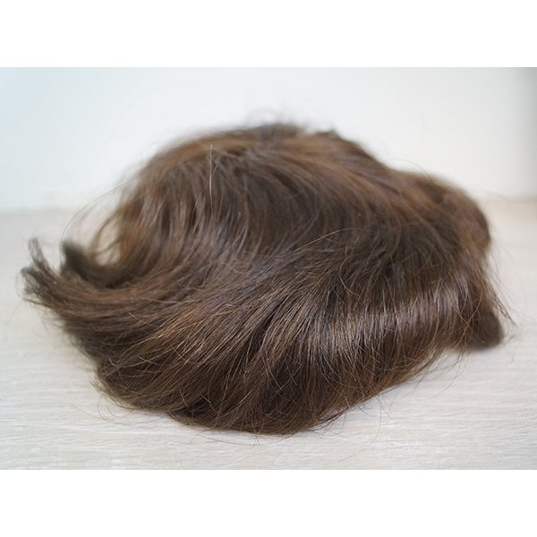 ふわりーせお103 女性用トップピース  軽いウイッグ 自然仕上げ ハンドメイド super-hair-seo 02