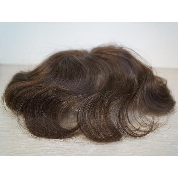 ふわりーせお103 女性用トップピース  軽いウイッグ 自然仕上げ ハンドメイド super-hair-seo 03