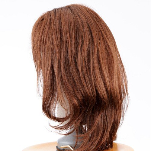 プリティースタンダード 軽いウイッグ 自然仕上げ ハンドメイド  ご来店で調整カット付き 医療用|super-hair-seo|05