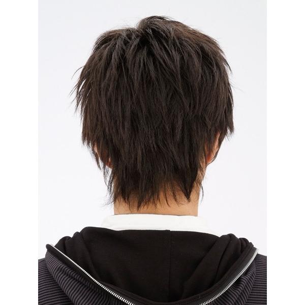 ルーズ・アシンメトリー 軽いウイッグ 自然仕上げ ハンドメイド ご来店で調整カット付き 医療用|super-hair-seo|04