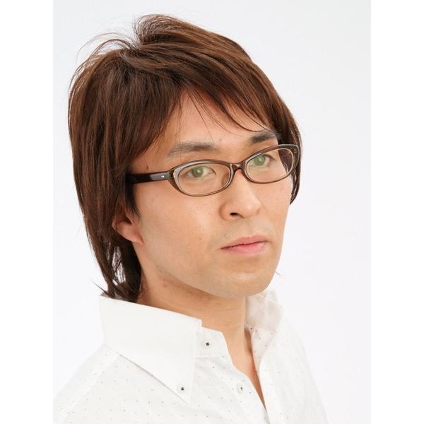 フェザーミッドレイヤー 軽いウイッグ 自然仕上げ ハンドメイド ご来店で調整カット付き 医療用|super-hair-seo|04