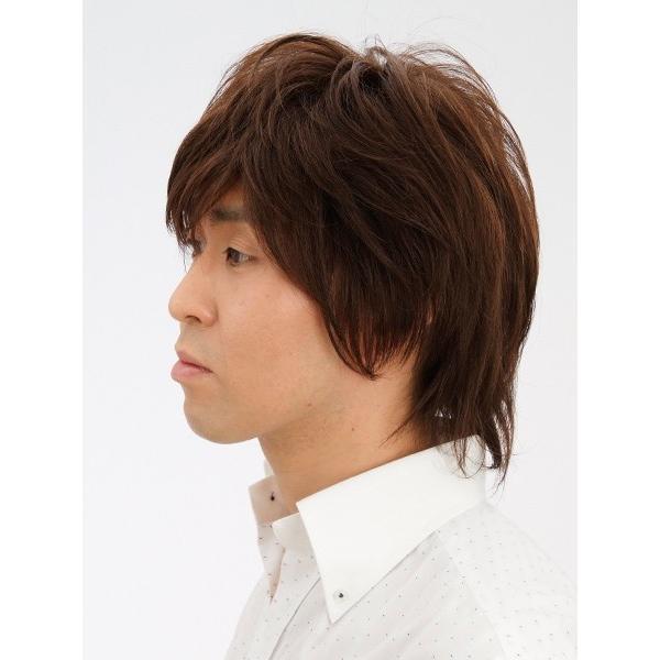 ニューヨーク・レイヤー 軽いウイッグ 自然仕上げ ハンドメイド ご来店で調整カット付き 医療用 super-hair-seo 03
