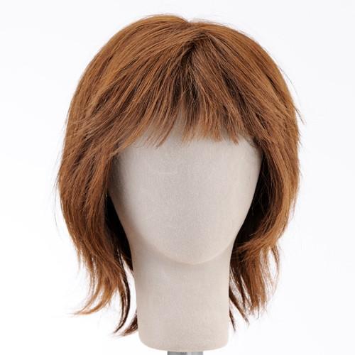 ニューヨーク・レイヤー 軽いウイッグ 自然仕上げ ハンドメイド ご来店で調整カット付き 医療用 super-hair-seo 05