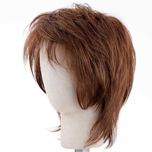 ニューヨーク・レイヤー 軽いウイッグ 自然仕上げ ハンドメイド ご来店で調整カット付き 医療用 super-hair-seo 06