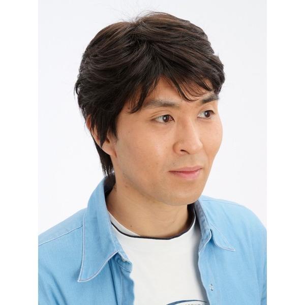 ネット限定 カジュアルスタンダード 軽いウイッグ 自然仕上げ ハンドメイド ご来店で調整カット付き 医療用|super-hair-seo