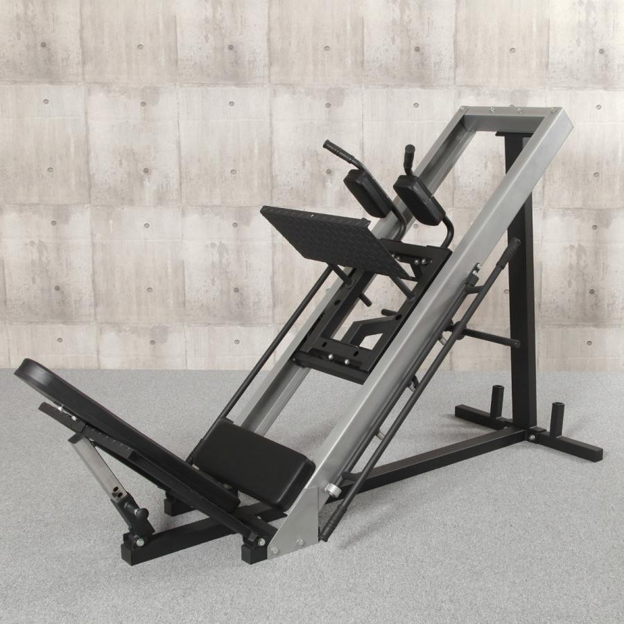 IROTEC(アイロテック) レッグプレスマシンLPM5-HPM/下半身 トレーニングマシン トレーニング器具 ホームジム 筋力トレーニング パワーラック