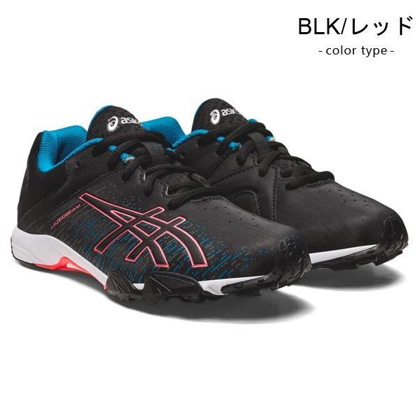 アシックス レーザービーム ジュニア キッズ スニーカー 紐靴 ひも asics 1154A108|superfoot|11