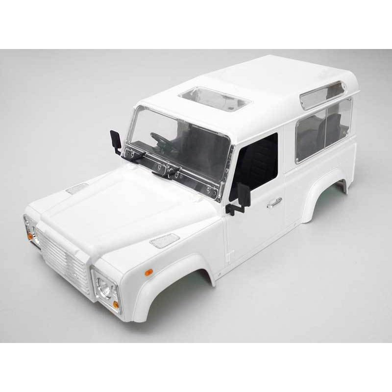 Z-B0008 RC4WD 1/10 Land Rover Defender D90 body
