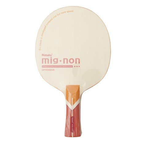 ニッタク(Nittaku) 卓球ラケット ミグノンFL NC-0345 (Men's、Lady's)