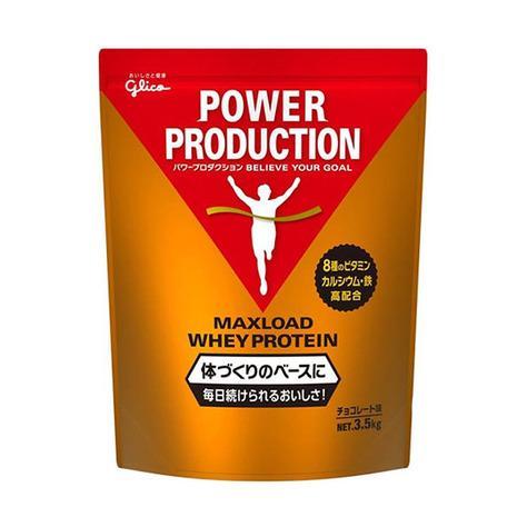 グリコ(glico) マックスロード ホエイプロテイン チョコレート風味 G76014 3.5kg オンライン価格 (メンズ、レディース)